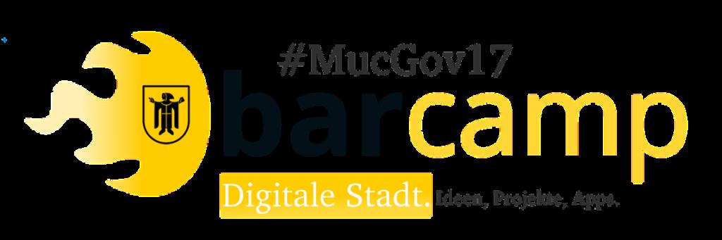 barcamp Digitale Stadt. Ideen, Projekte, Apps. #mucGov17
